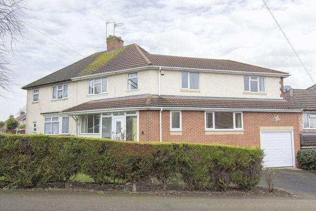 Thumbnail Semi-detached house for sale in Rathbone Road, Smethwick, West Midlands