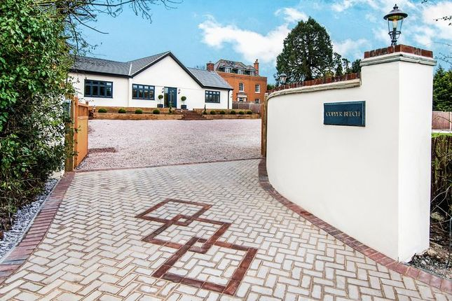 Thumbnail Detached house for sale in Harlow Common, Harlow