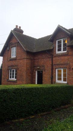 Thumbnail Semi-detached house to rent in Tibberton, Newport