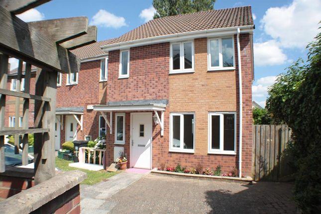 Thumbnail End terrace house for sale in Rossiter Grange, Bishopsworth, Bristol