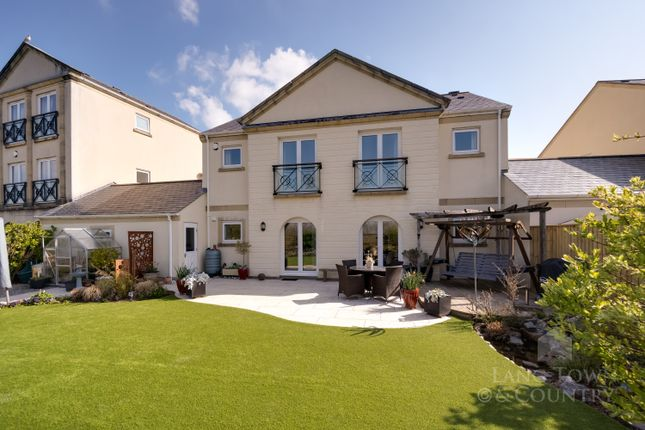 Thumbnail Link-detached house for sale in Aberdeen Avenue, Manadon Park, Plymouth.