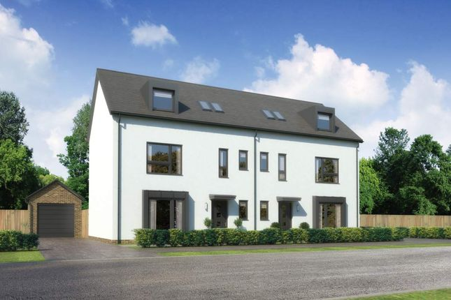 "Thumbnail Semi-detached house for sale in ""Loanhead"" at Kingswells, Aberdeen"