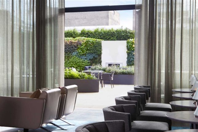 Terrace of Milton Court, London EC2Y