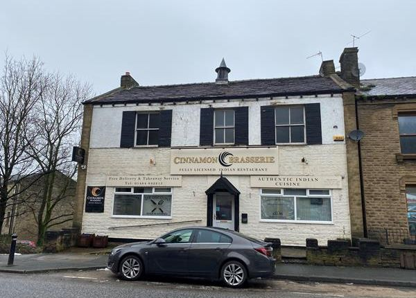 Thumbnail Commercial property for sale in 1024 Manchester Road, Huddersfield, West Yorkshire