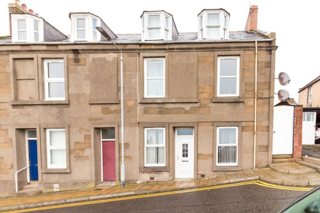 Thumbnail Flat to rent in Hill Terrace, Arbroath