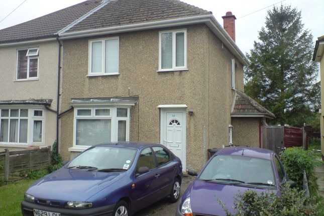 Thumbnail Semi-detached house to rent in Mowbray Road, Cambridge