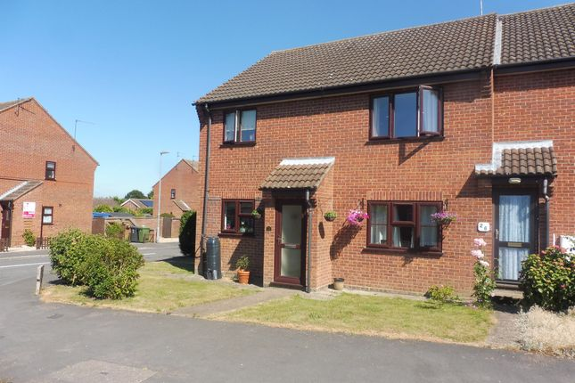 Thumbnail Flat for sale in Warren Place, Toftwood, Dereham