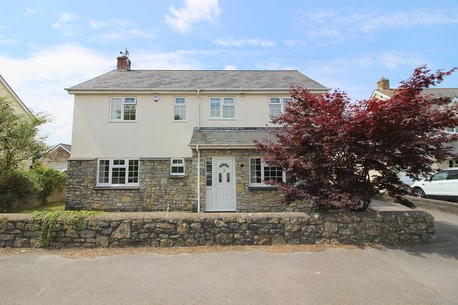Thumbnail Detached house to rent in Llys Ty Mawr, Treoes, Bridgend.