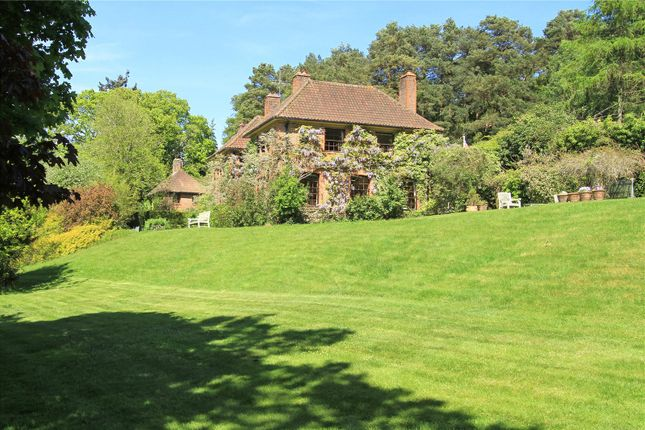 Thumbnail Property for sale in Deadmoor Lane, Burghclere, Newbury, Berkshire