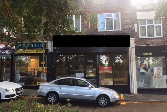 Restaurant/cafe to let in Nether Street, West Finchley