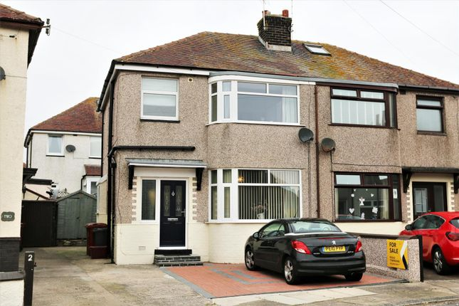 Thumbnail Semi-detached house for sale in Snaefell View, Walney, Barrow-In-Furness