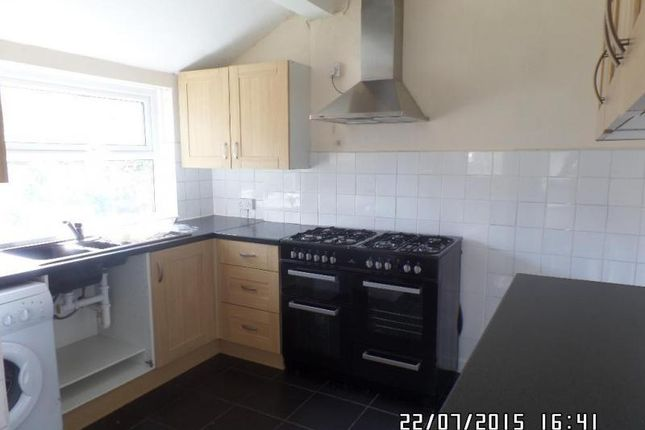 Thumbnail Terraced house to rent in Clun Terrace, Cardiff
