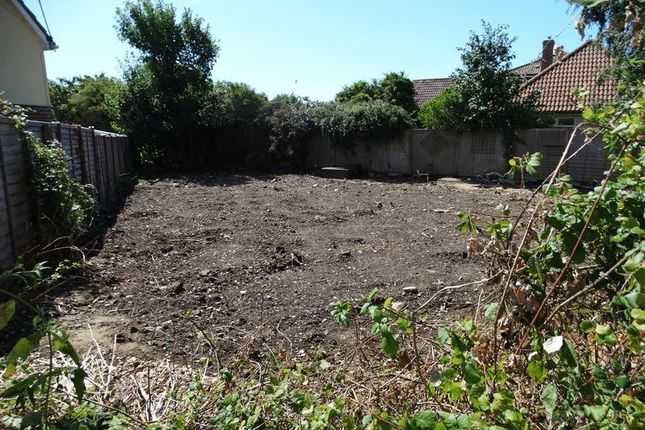 Thumbnail Land for sale in Manor Road, Selsey, Chichester