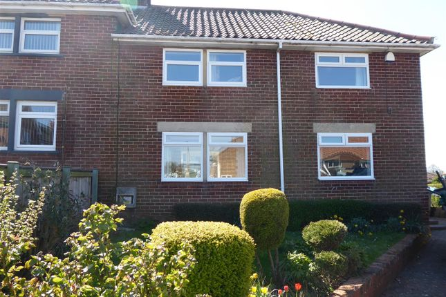 Thumbnail Semi-detached house for sale in Corber Hill, Brompton, Northallerton