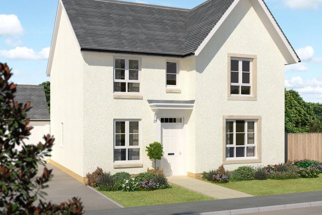 """Thumbnail Detached house for sale in """"Tantallon"""" at Kildean Road, Stirling"""