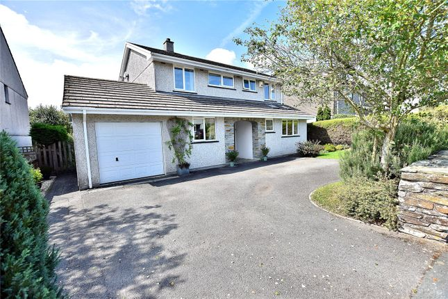 Thumbnail Detached house for sale in St. Cleer Drive, Wadebridge