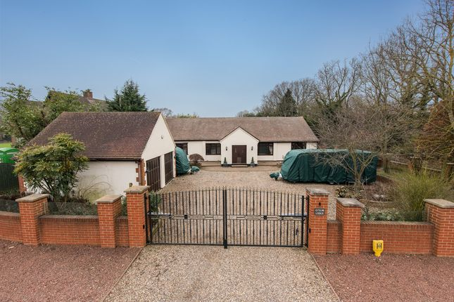 Thumbnail Detached bungalow for sale in Lodge Lane, Langham, Colchester