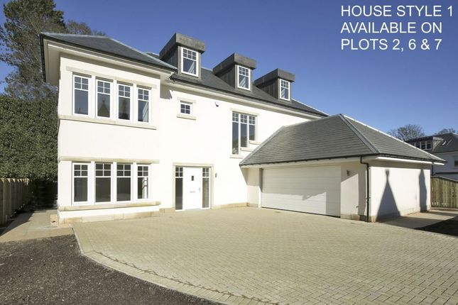 Thumbnail Detached house for sale in New Park Place Development (Plot 2), Hepburn Gardens, St Andrews