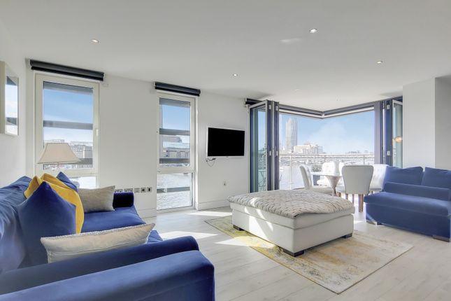 Thumbnail Flat to rent in Sir John Lyon House, 8 High Timber Street, London