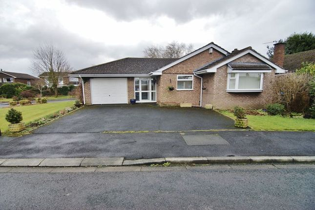 Thumbnail Detached bungalow for sale in Clifton Green, Preston