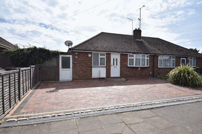 Thumbnail Semi-detached bungalow for sale in Leagrave High Street, Leagrave, Luton
