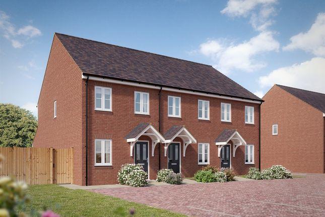 "Thumbnail End terrace house for sale in ""Grazeley "" at King Street Lane, Winnersh, Wokingham"