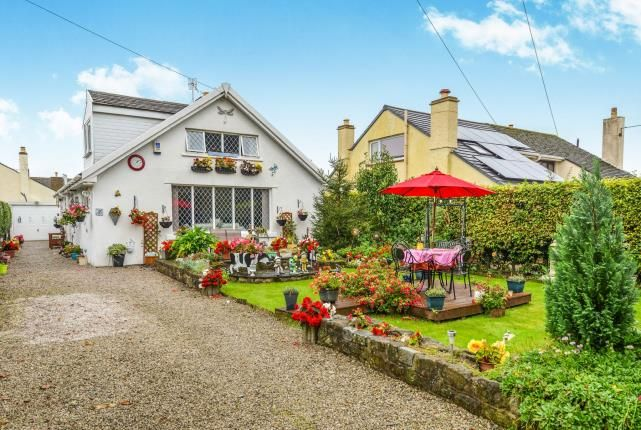 Thumbnail Bungalow for sale in Church Grove, Overton, Morecambe, Lancashire