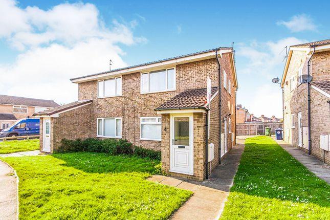 Externally of Roxburgh Close, Normanby, Middlesbrough TS6
