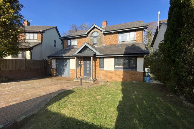 Detached house for sale in Nant Arw, Waterloo Road, Capel Hendre, Ammanford