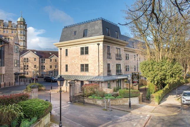 Thumbnail Flat for sale in Clarence Drive, Harrogate, North Yorkshire