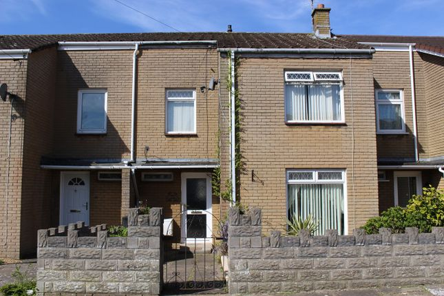 Thumbnail Terraced house for sale in Eagleswell Road, Boverton, Llantwit Major