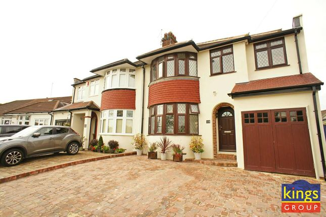 Thumbnail Semi-detached house for sale in Courtland Avenue, London