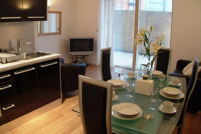 Thumbnail Flat to rent in Wellington Street, Leeds