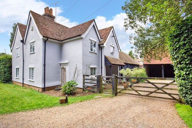 Thumbnail Detached house for sale in Hunsdon, Nr Ware, Hertfordshire
