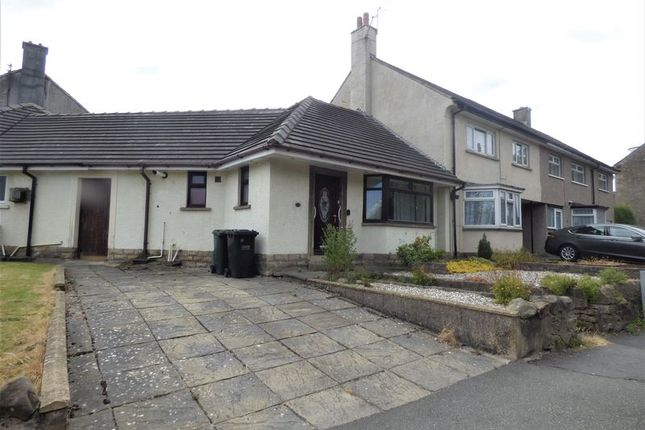 Thumbnail Semi-detached bungalow for sale in Hala Road, Scotforth, Lancaster