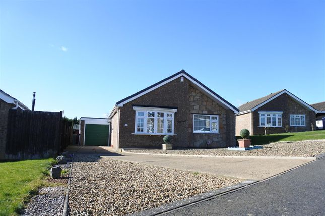 Thumbnail Detached bungalow for sale in Chichester Close, Grantham