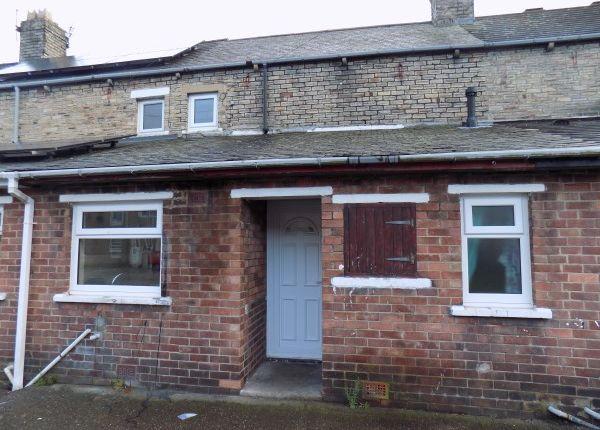 2 bed terraced house to rent in Chestnut Street, Ashington NE63