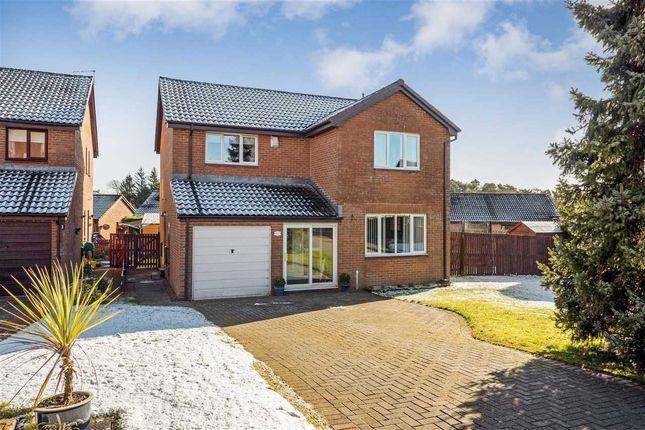 Thumbnail Detached house for sale in Brent Court, Stewartfield, East Kilbride