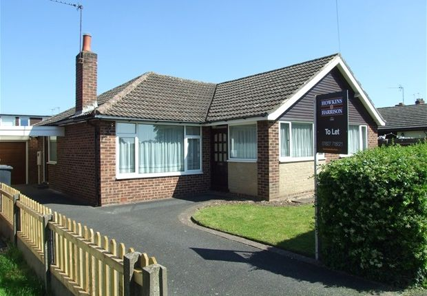 Thumbnail Bungalow to rent in St. Peters Avenue, Witherley, Atherstone