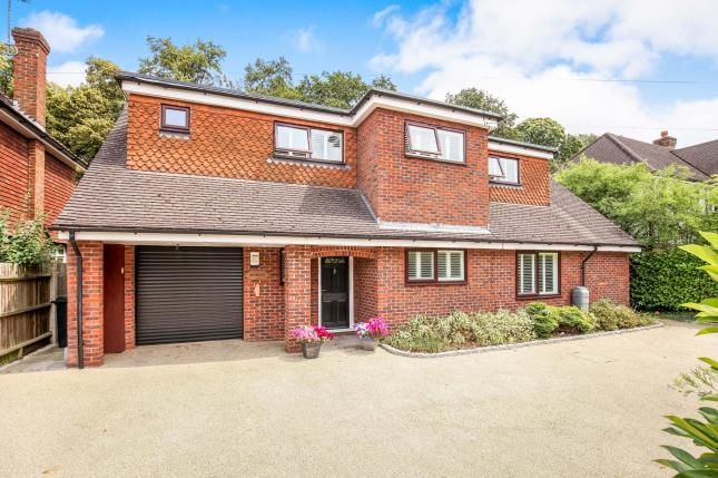 Thumbnail Bungalow for sale in West Byfleet, Surrey, .