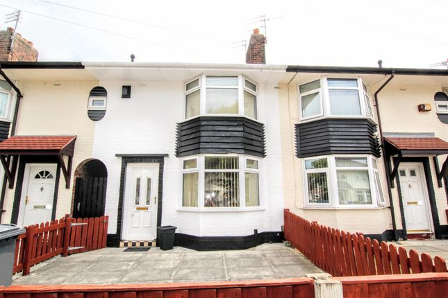 2 bed terraced house to rent in Woolfall Crescent, Huyton, Liverpool L36