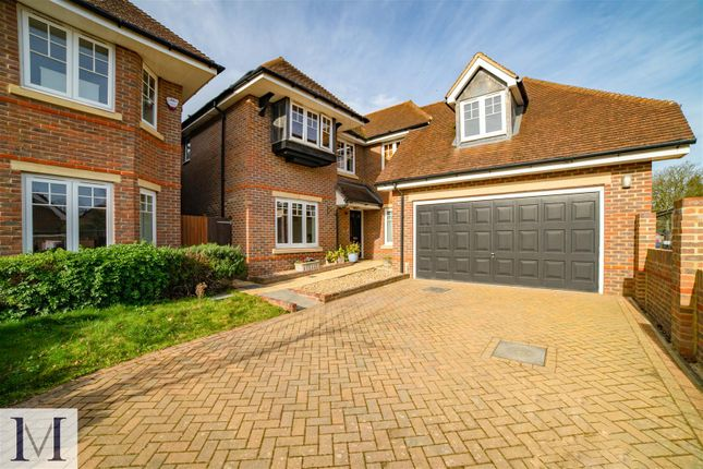 Thumbnail Detached house for sale in Northumberland Walk, Richings Way, Iver