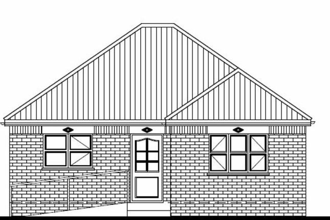 Thumbnail Detached bungalow for sale in Jasmine Close, Hailgate, Howden