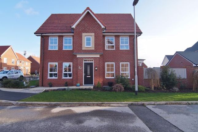 Thumbnail Detached house for sale in Grasshopper Drive, Warton