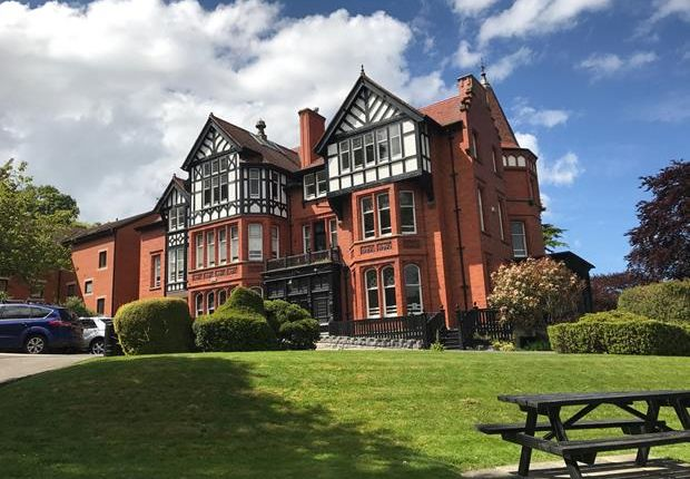 Office to let in Penrhos Manor, Oak Drive, Colwyn Bay