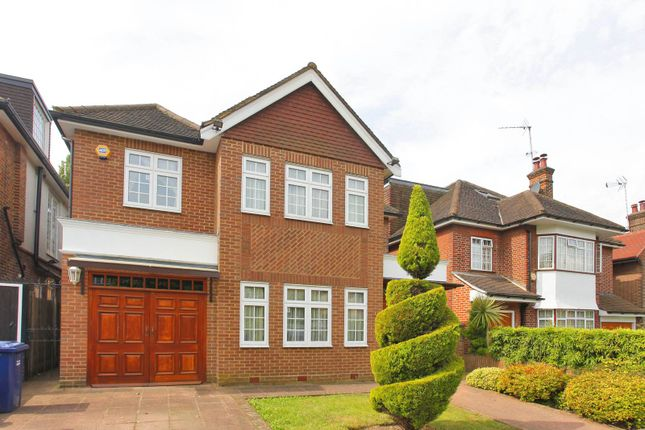 Thumbnail Detached house for sale in Bancroft Avenue, East Finchley