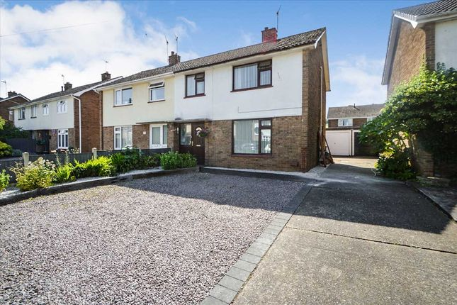 3 bed semi-detached house for sale in Willowdene, Cotgrave, Nottingham NG12