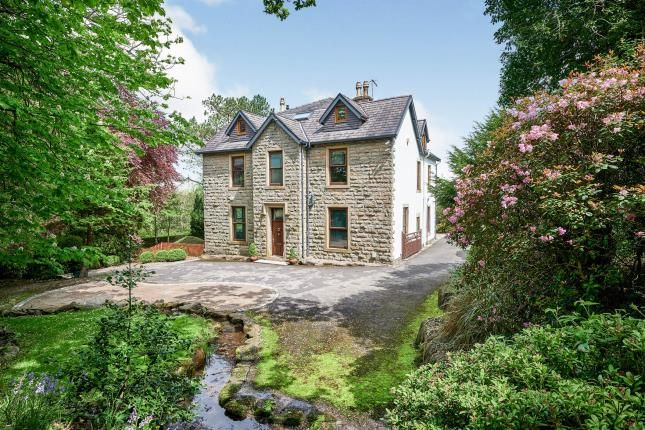 Thumbnail Detached house for sale in Snodworth Road, Langho, Blackburn, Lancashire