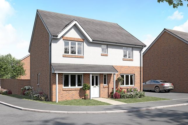 """Thumbnail Property for sale in """"The Dorking"""" at Lower Road, Aylesbury"""