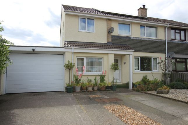 Thumbnail Semi-detached house for sale in 1 Kestrel Hill, Gretna, Dumfries And Galloway